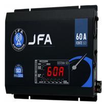 Fonte Carregador Automotivo JFA 60A SCI C/Carga Inteligente -