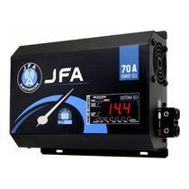 Fonte Carregador Automotivo JFA 70A SCI C/Carga Inteligente -