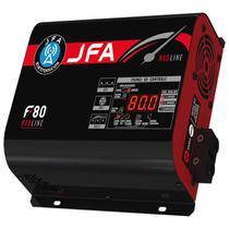 Fonte Carregador Automotivo JFA Red Line 80A C/C.Inteligente -