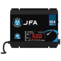 Fonte Carregador de Bateria 50a SCI Até 2500w JFA -