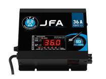 Fonte Carregador de Bateria  Automotiva JFA 36A SCI 497 -
