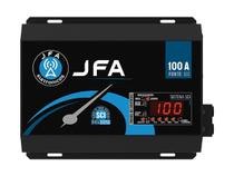 Fonte Carregador De Bateria Automotiva Jfa Turbo 100a -