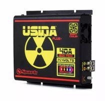 Fonte Carregador De Bateria Usina Spark 40a Plus 12v Led Battery -