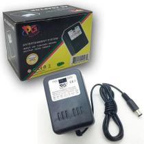 Fonte Carregador Game Super Nintendo Snes Bivolt 110V/220V - Pg