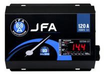 Fonte Carregador Jfa 120 Amperes Sci Modelo 2019 -