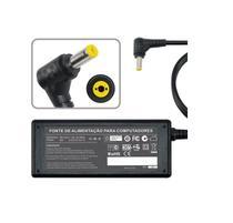 Fonte Carregador Notebook Acer Aspire Travelmate 19v 3,42a mm 479 -