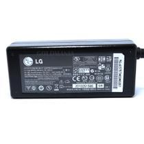 Fonte Carregador Notebook LG R410 Séries 19v 3.42a 65w pino 6.0mmx4.0mm - -