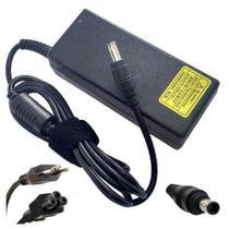 Fonte Carregador Notebook Samsung  19v 3.16a  5.5x3.0mm Nova - Power