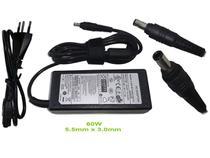 Fonte Carregador P/ Notebook Samsung Rv411 Rv415 + Cabo Sm1510 - Não Informada
