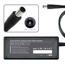 Fonte Carregador Para Dell Inspiron  6000 6400 19,5v 3.34a 65w MM 395 - Mais mania