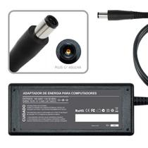Fonte Carregador Para Dell Vostro 3000  Pa-12 19,5v 3,34a 65W MM 395 - Mais mania