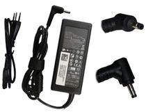 Fonte Carregador Ultrabook Para  Dell 19.5v 3.34a 65w Pino Chanfro 783 - Nbc