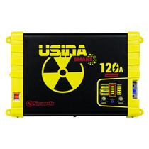 Fonte Carregador Usina Smart 120a Bivolt Battery Meter -
