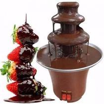 Fonte Cascata De Chocolate Fondue Maquina - Hot All The Time - Topcinco