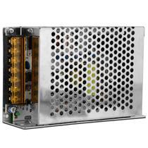 Fonte Chaveada Colmeia 12V 10A 120W Entrada Bivolt 110V 220V Alimentação Circuito LED Som Automotivo - Prime