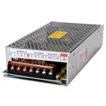 Fonte Chaveada Colmeia 12V 5A 60W Bivolt 127V 220V Alimentação LED Som Automotivo - Luxe-p