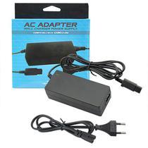 Fonte Compatível Com Nintendo GameCube 110-220v Bivolt Ac Adaptador - Techbrasil