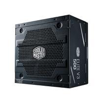 Fonte Cooler Master Elite V3 500W PFC Ativo MPW-5001-ACAAN1-WO -