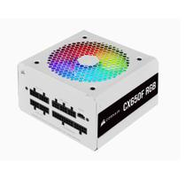 Fonte Corsair 650W CX-F RGB Modular 80 PLUS Bronze Branca -