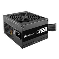 Fonte Corsair CV Series CV650 80 Plus Bronze 650W, CP-9020236 -