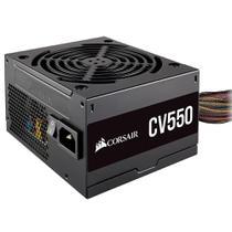 Fonte Corsair CV550, 550W, 80 Plus Bronze -