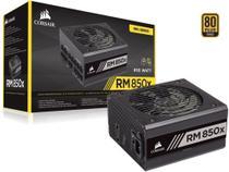 FONTE CORSAIR RM850x 850W 80 Plus Gold, Modular -