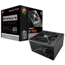 Fonte Cougar VTC500 500W 80 Plus White - 31VC050006P01 -