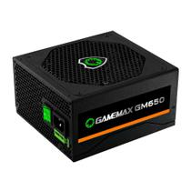 Fonte De Alimentacao 650w Gm650 80 Plus Bronze 2-eps Gamemax -