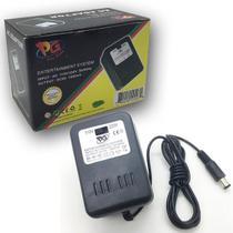 Fonte De Alimentação Ac Adaptador Carregador Bivolt 110 V-220V Para Super Nintendo Snes PG AC-SNES -