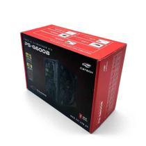 Fonte de Alimentação ATX 500W 80+ Bronze C3Tech - PSG500B -