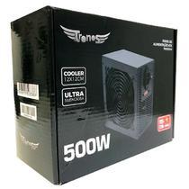 Fonte de Alimentação ATX 500W 80 TRS/5330-B Ultra Silenciosa - Tronos