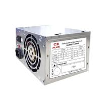 Fonte de Alimentação C3Tech PS-200V4 200W sem cabo -