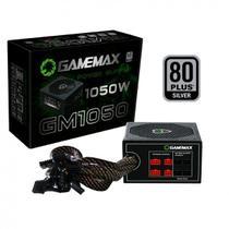 Fonte de Alimentação Gamemax 1050W Box 80 Plus Com PFC -