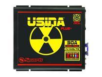 Fonte E Carregador De Baterias USINA Battery Meter 90A 12V Bivolt -