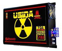 Fonte E Carregador De Baterias Usina Truckline 70a 24v Smart Charger - Spark - Usina