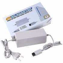 Fonte Energia Nintendo Wii Adaptador Bivolt - Jsx