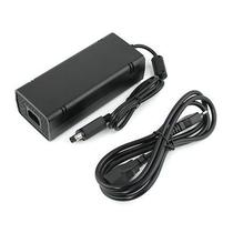 Fonte Energia Xbox 360 Super Slim Bivolt 110v 220v - 1 Pino Original Ecooda -