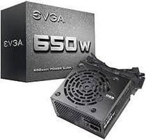 Fonte EVGA 650W 100-N1-0650-L -