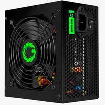 Fonte Gamer ATX GM650 650W 80 Plus Bronze Preto - Gamemax -