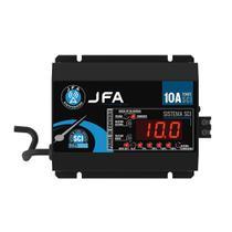 Fonte Jfa 10A Amperes Automotiva Sci Slim - 14.4 V - Bivolt -