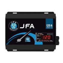 Fonte Jfa 120A Amperes Automotiva Sci Slim - 14.4 V - Bivolt -