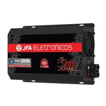 Fonte Jfa 200A Amperes Automotiva Sci Slim - 14.4 V - Bivolt -
