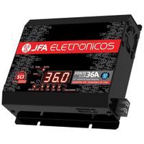 Fonte Jfa 36A Amperes Automotiva Sci Slim - 14.4 V - Bivolt -