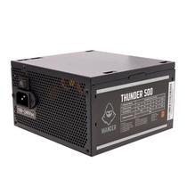Fonte Mancer Thunder 500W Bronze 80 Plus, MCR-THR500-BL01 -