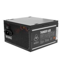 Fonte Mancer Thunder 600W 80 Plus Bronze, MCR-THR600-BL01 -