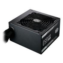 Fonte MWE 650W Cooler Master PFC Ativo 80 Plus Gold Cabos Fixos Sem Cabo - MPY-6501-ACAAG-WO - Coolermaster