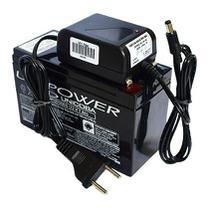 Fonte Nobreak Mini Max 13,8/2a + bateria planet 12v - VOLT