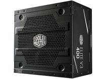Fonte para PC 400W ATX Cooler Master ELITE V3 400 - com Cabo
