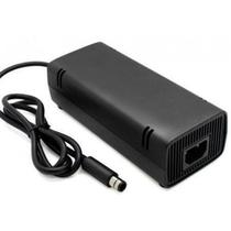 Fonte Para Video Game Xbox 360 super Slim Bivolt 110v 220v 1 pino 120w