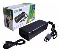 Fonte Para Xbox 2 Pinos X360 Slim Bivolt 100% Compatível - Ac Adapter